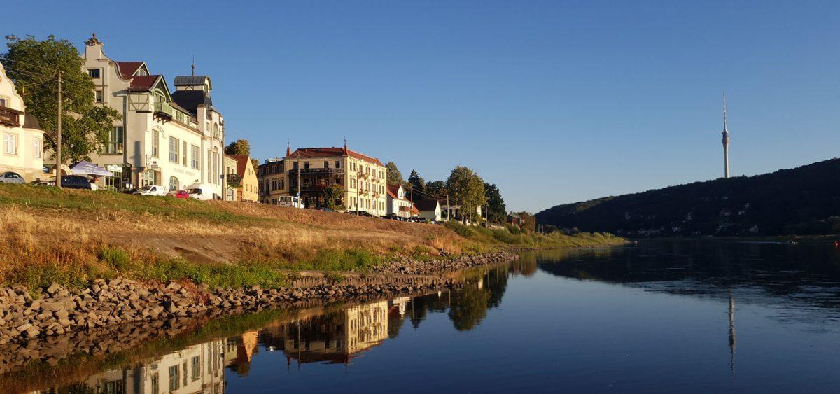 Am Laubegaster Ufer,  Foto: ©die-infoseiten.de e.K.